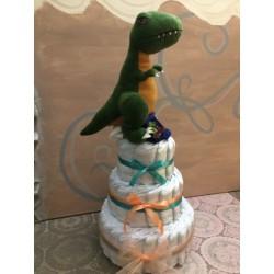 Pampertaart Dino